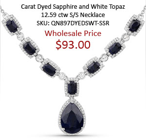 Genuine Amethyst .925 Sterling Silver Necklace