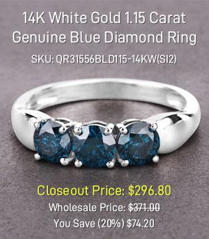 Genuine Amethyst & White Topaz , Genuine Garnet & White Topaz, Blue Topaz & White Topaz .925 Sterling Silver Ring